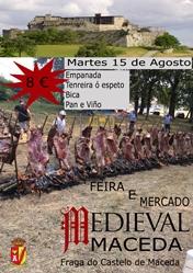 FEIRA E MERCADO MEDIEVAL MACEDA 2017